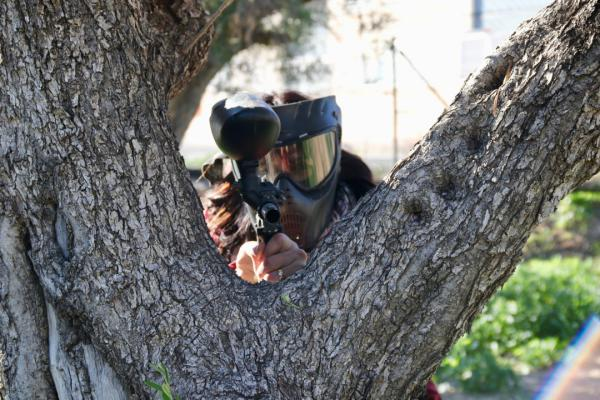 Paintball en Alicante, El Bosque - Farm Paintball